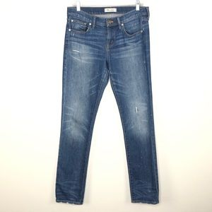 MADEWELL Slim Boyjeans Denim Pants
